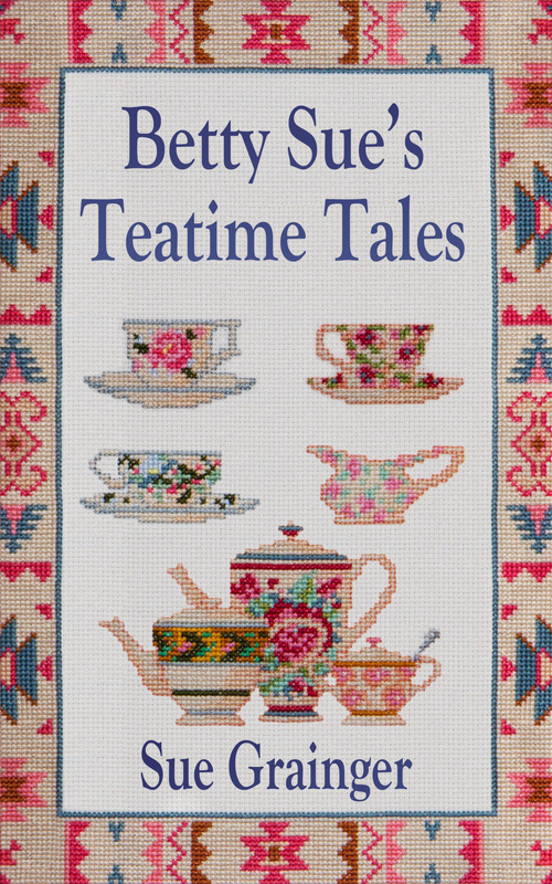 Betty Sue's Teatime Tales Cover