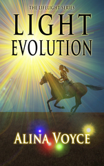 Light Evolution Cover